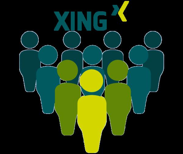 Laufende Betreuung Xing-Profil